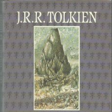 Libros de segunda mano: J. R. R. TOLKIEN : EL HOBBIT. (TRADUCCIÓN DE MANUEL FIGUEROA. CÍRCULO DE LECTORES, 1991). Lote 125908923