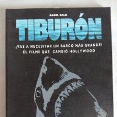 Libros de segunda mano: LIBRO/TIBURON-STEVEN SPIELBERG/NUEVO¡¡¡¡¡. Lote 126204707
