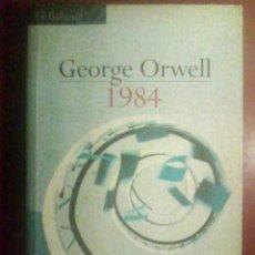 Libros de segunda mano: ORWELL, GEORGE. 1984 (EN CATALÁN). Lote 127599279