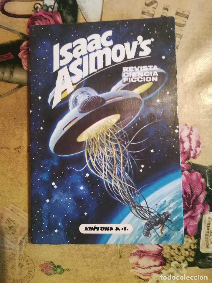ISAAC ASIMOV'S. REVISTA CIENCIA FICCIÓN Nº 11 - V.V.A.A. (Libros de Segunda Mano (posteriores a 1936) - Literatura - Narrativa - Ciencia Ficción y Fantasía)