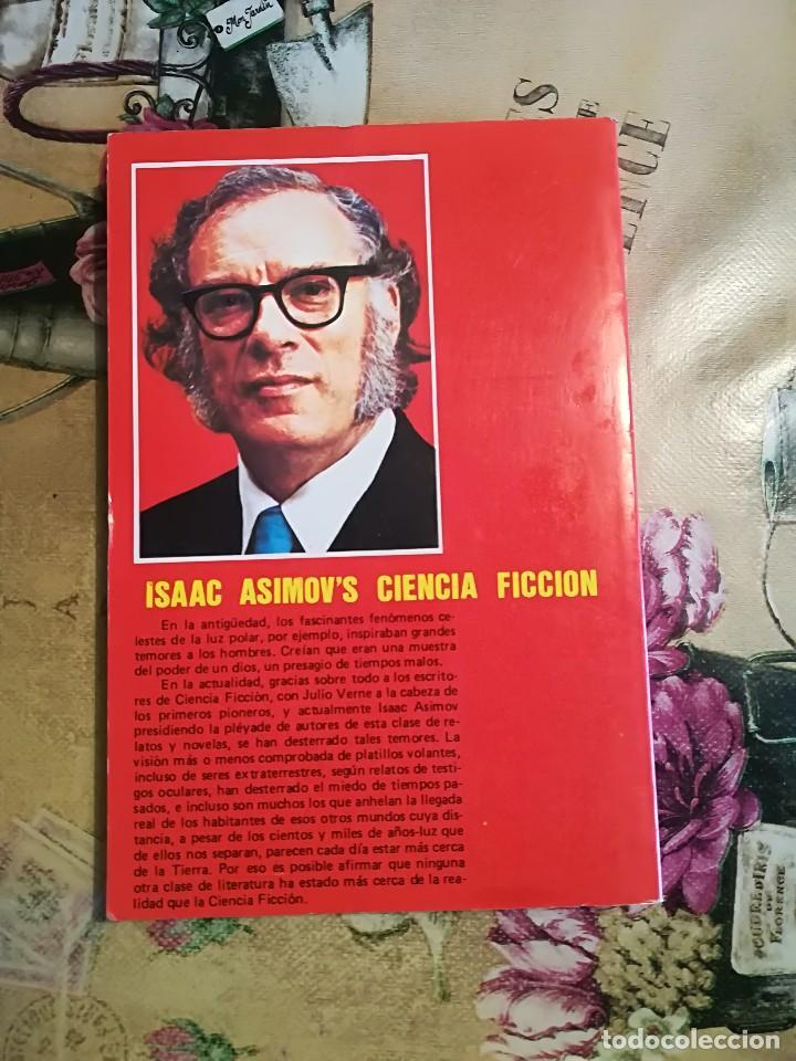 Libros de segunda mano: Isaac Asimovs. Revista Ciencia Ficción nº 11 - V.V.A.A. - Foto 2 - 127646523