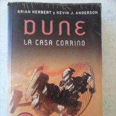 Libros de segunda mano: DUNE , LA CASA CORRINO - BRIAN HERBERT Y KEVIN J. ANDERSON - 628 PGS.. Lote 127680695