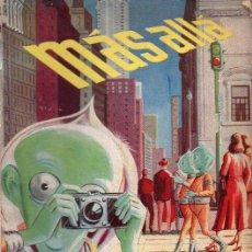 Libros de segunda mano: MAS ALLÁ Nº 3 - AGOSTO 1953. Lote 128349891