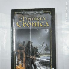 Libros de segunda mano: LA PRIMERA CRÓNICA. LA COMPAÑÍA NEGRA. LIBRO UNO. GLEN COOK. TDK350. Lote 128861399