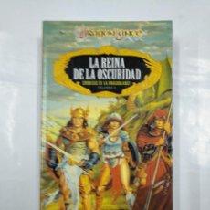 Libros de segunda mano: LA REINA DE LA OSCURIDAD. CRÓNICAS DE LA DRAGONLANCE. VOLUMEN 3. MARGARET WEIS. TRACY HICKMAN TDK350. Lote 128861875