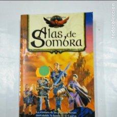 Libros de segunda mano: ALAS DE SOMBRA. - BARCLAY, JAMES. CRONICAS DE EL CUERVO. Nº 2. LA FACTORIA DE IDEAS. TDK350. Lote 128862315