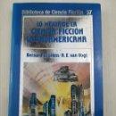 Libros de segunda mano: BIBLIOTECA DE CIENCIA FICCIÓN ORBIS 57 LO MEJOR DE LA CIENCIA FICCION LATINOAMERICANA. Lote 128944235