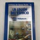 Libros de segunda mano: BIBLIOTECA DE CIENCIA FICCIÓN ORBIS 73 LA LEGION DEL ESPACIO. Lote 128944303