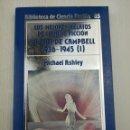 Libros de segunda mano: BIBLIOTECA DE CIENCIA FICCIÓN ORBIS 85 LOS MEJORES RELATOS DE LA CIENCIA FICCION LA ERA DE CAMPBEL. Lote 128944323