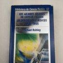 Libros de segunda mano: BIBLIOTECA DE CIENCIA FICCIÓN ORBIS 87 LOS MEJORES RELATOS DE LA CIENCIA FICCION LA ERA DE LOS CLA. Lote 128944335