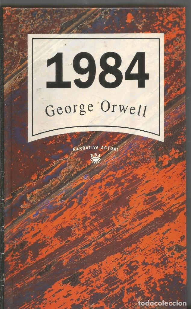 George Orwell 1984 Rba Sold Through Direct Sale 128985591