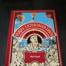 Libros de segunda mano: JULIO VERNE - MIGUEL STROGOFF - VIAJES EXTRAORDINARIOS / CLUB INTERNACIONAL DEL LIBRO 1982. Lote 129678703
