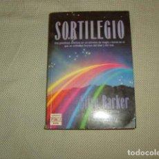 Libros de segunda mano: SORTILEGIO , CLIVE BARKER. Lote 130731974
