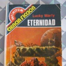 Libros de segunda mano: INFINITUM-Nº41-ETERNIDAD-LUCKY MARTY-PRODUCCIONES EDITORIALES. Lote 130786528