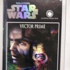 Libros de segunda mano: STAR WARS. VECTOR PRIME. R.A. SALVATORE. Lote 131364878