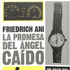 Libros de segunda mano: LA PROMESA DEL ÁNGEL CAÍDO. UN CASO DEL INSPECTOR SÜDEN - ANI FRIEDRICH. Lote 132307790
