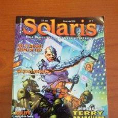Libros de segunda mano: REVISTA SOLARIS 2. . Lote 132402294