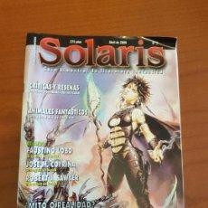 Libros de segunda mano: REVISTA SOLARIS 3. Lote 132402454