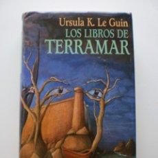 Libros de segunda mano: LOS LIBROS DE TERRAMAR. Lote 132628774