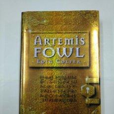 Libros de segunda mano: ARTEMIS FOWL. - EOIN COLFER. MONTENA MONDADORI. TDK352. Lote 133003242