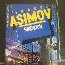 Libros de segunda mano: ISAAC ASIMOV FUNDACION PLAZA JANES 1990. Lote 162611320