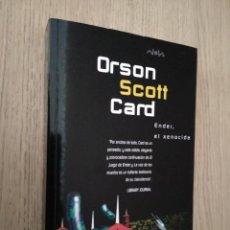Libros de segunda mano: ENDER EL XENOCIDA. ORSON SCOTT CARD. 1997. Lote 133389246