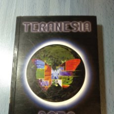 Libros de segunda mano: TERANESIA - GREG EGAN - ALBEMUTH. Lote 133661974