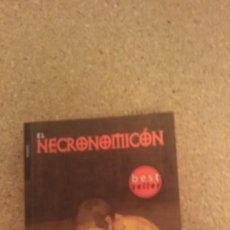 Libros de segunda mano: H.P. LOVECRAFT , EL NECRONOMICON. Lote 134057386