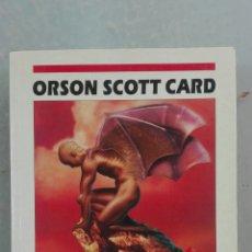 Libros de segunda mano: RETORNO A LA TIERRA DE ORSON SCOTT CARD. Lote 134125490