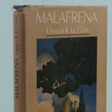 Libros de segunda mano: MALAFRENA,URSULA K.LE GUIN,EDHASA,1985.. Lote 135614846