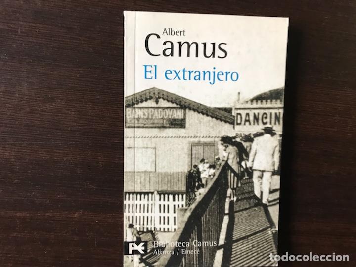 EL EXTRANJERO. ALBERT CAMUS (Libros de Segunda Mano (posteriores a 1936) - Literatura - Narrativa - Ciencia Ficción y Fantasía)