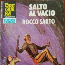 Libros de segunda mano: HÉROES DEL ESPACIO N°207 SALTO AL VACIO. Lote 135741235