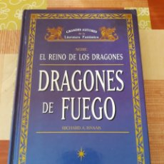 Libros de segunda mano: DRAGONES DE FUEGO - RICHARD A. KNAAK ( TIMUN MAS ). Lote 135880374