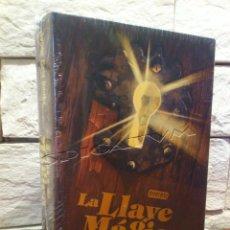 Libros de segunda mano: LA LLAVE MAGICA + EL REGRESO DEL INDIO + EL SECRETO DEL INDIO - LYNNE REID BANKS - PRECINTADO NUEVO. Lote 136808602