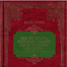 Libros de segunda mano: LOS HIJOS DEL CAPITAN GRANT EN EL OCEANO PACIFICO - JULIO VERNE; EDICIONES RUEDA, 1991. Lote 136962466