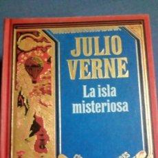 Libros de segunda mano: JULIO VERNE. LA ISLA MISTERIOSA. Lote 137594354