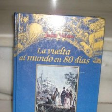 Libros de segunda mano: LA VUELTA AL MUNDO EN 80 DIAS. JULIO VERNE.. Lote 137841202