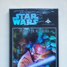 Libros de segunda mano: PUNTO DE RUPTURA - MATTHEW STOVER - BIBLIOTECA STAR WARS - PLANETA - TAPA DURA. Lote 137874906