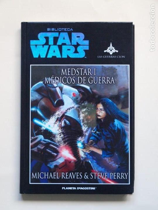 MEDSTAR I, MEDICOS DE GUERRA - BIBLIOTECA STAR WARS - PLANETA - TAPA DURA (Libros de Segunda Mano (posteriores a 1936) - Literatura - Narrativa - Ciencia Ficción y Fantasía)