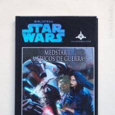 Libros de segunda mano: MEDSTAR I, MEDICOS DE GUERRA - BIBLIOTECA STAR WARS - PLANETA - TAPA DURA. Lote 137875478