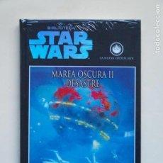 Libros de segunda mano: MAREA OSCURA II, DESASTRE - BIBLIOTECA STAR WARS - PLANETA - TAPA DURA. Lote 137875586