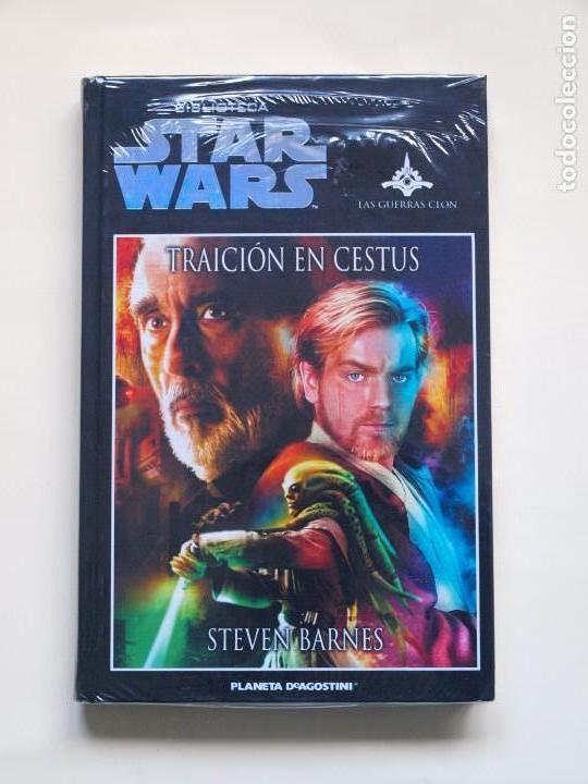 TRAICION DE CESTUS - BIBLIOTECA STAR WARS - PLANETA - TAPA DURA (Libros de Segunda Mano (posteriores a 1936) - Literatura - Narrativa - Ciencia Ficción y Fantasía)