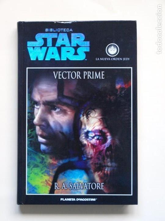 VECTOR PRIME - BIBLIOTECA STAR WARS - PLANETA - TAPA DURA (Libros de Segunda Mano (posteriores a 1936) - Literatura - Narrativa - Ciencia Ficción y Fantasía)