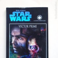Libros de segunda mano: VECTOR PRIME - BIBLIOTECA STAR WARS - PLANETA - TAPA DURA. Lote 137875894