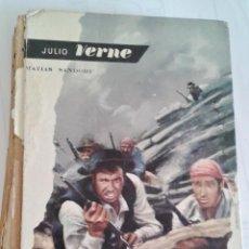 Libros de segunda mano: JULIO VERNE. MATIAS SANDORF. ED MOLINO 1962. Lote 138093382
