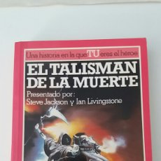 Libros de segunda mano - Altea Júnior - Lucha ficción 11 - El talismán de la muerte - 138681386