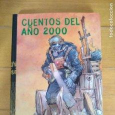 Libros de segunda mano: CUENTOS DEL AÑO 2000 - TUS LIBROS ANAYA - RARO, NO EDITADO EN TAPA DURA - MUY BUEN ESTADO. Lote 138746426