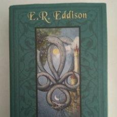 Libros de segunda mano: LA SERPIENTE URÓBOROS/E.R. EDDISON. Lote 138834258