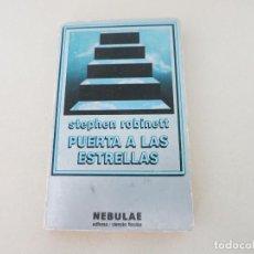 Libros de segunda mano: EDHASA NEBULAE CIENCIA FICCION STEPHEN ROBINETT. Lote 138928922