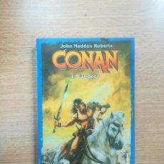 Libros de segunda mano: CONAN EL CAMPEON (LA FACTORIA DE IDEAS). Lote 139141681